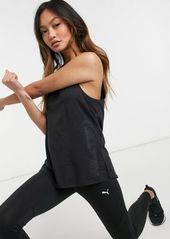 Puma Training muscle tank in black