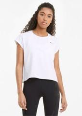 Puma Training Untamed t-shirt in white