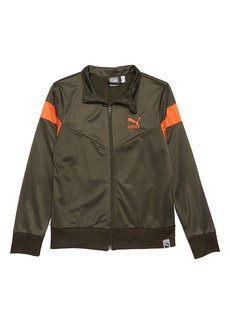 PUMA Tricot Track Jacket (Big Boys)
