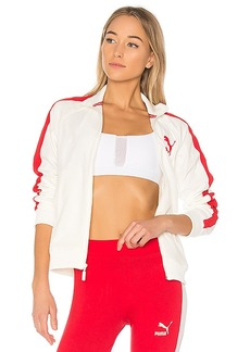 Puma True Archive T7 Track Jacket in Ivory. - size L (also in XS,S,M)