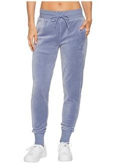 PUMA Velour T7 Pants