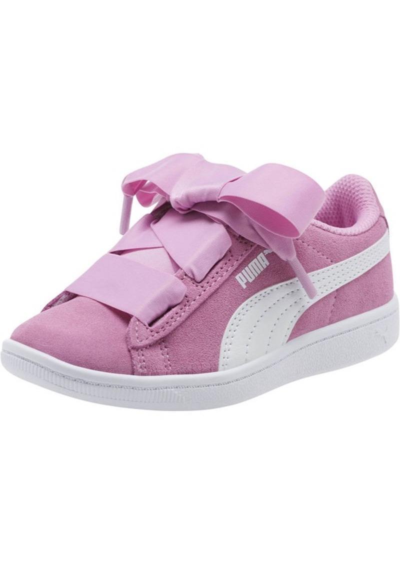 b79f1360cc2 Puma Puma Vikky Ribbon AC Preschool Sneakers