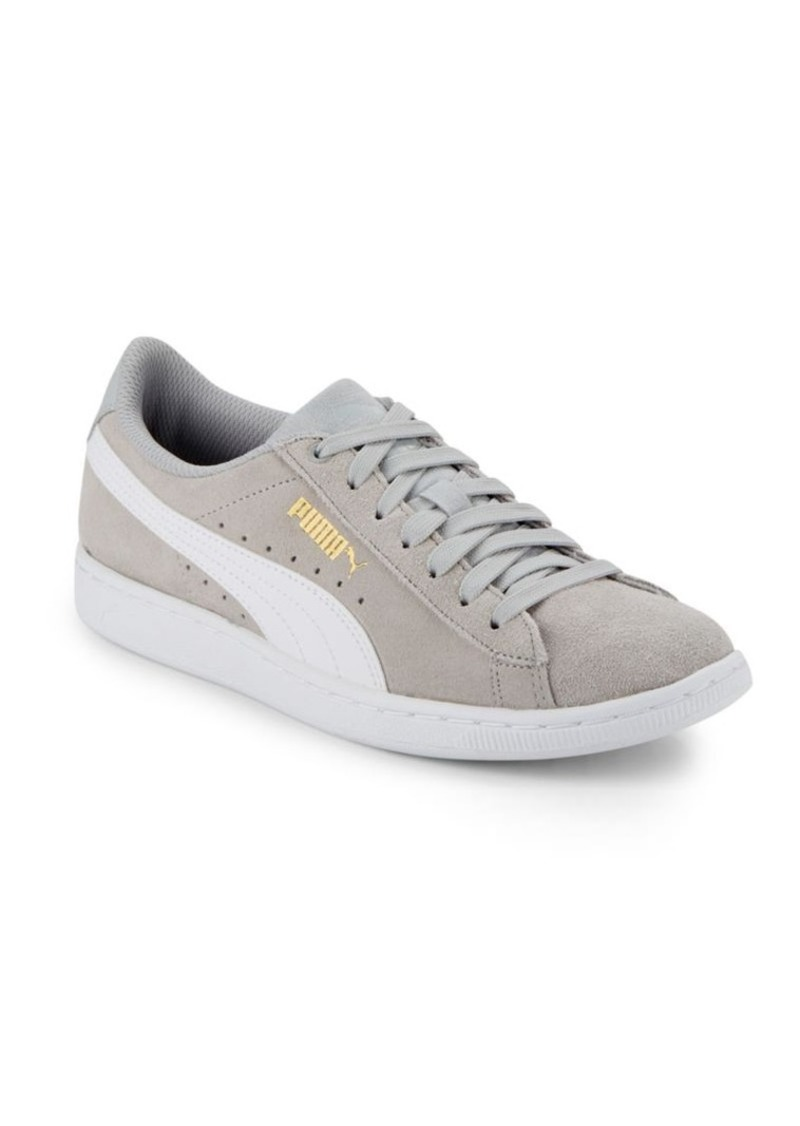 PUMA Vikky Suede Sneakers