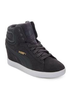 PUMA Vikky Wedge Hightop Sneakers