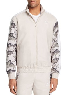 PUMA Wild Pack Color-Block Track Jacket