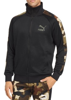 PUMA Wild Pack T7 Camouflage-Accented Track Jacket