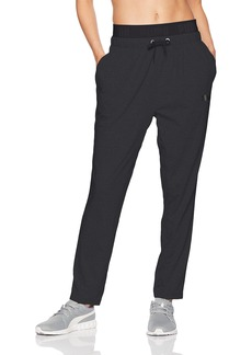 PUMA Women's Active Essential Banded Drapey Pant Black XL