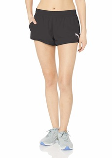 PUMA Women's Active Essential Woven Shorts  L