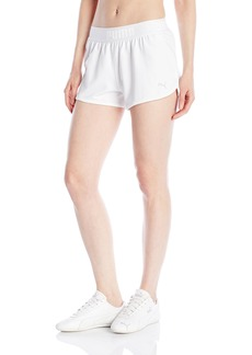 PUMA Women's Active Forever Shorts W  X-Large