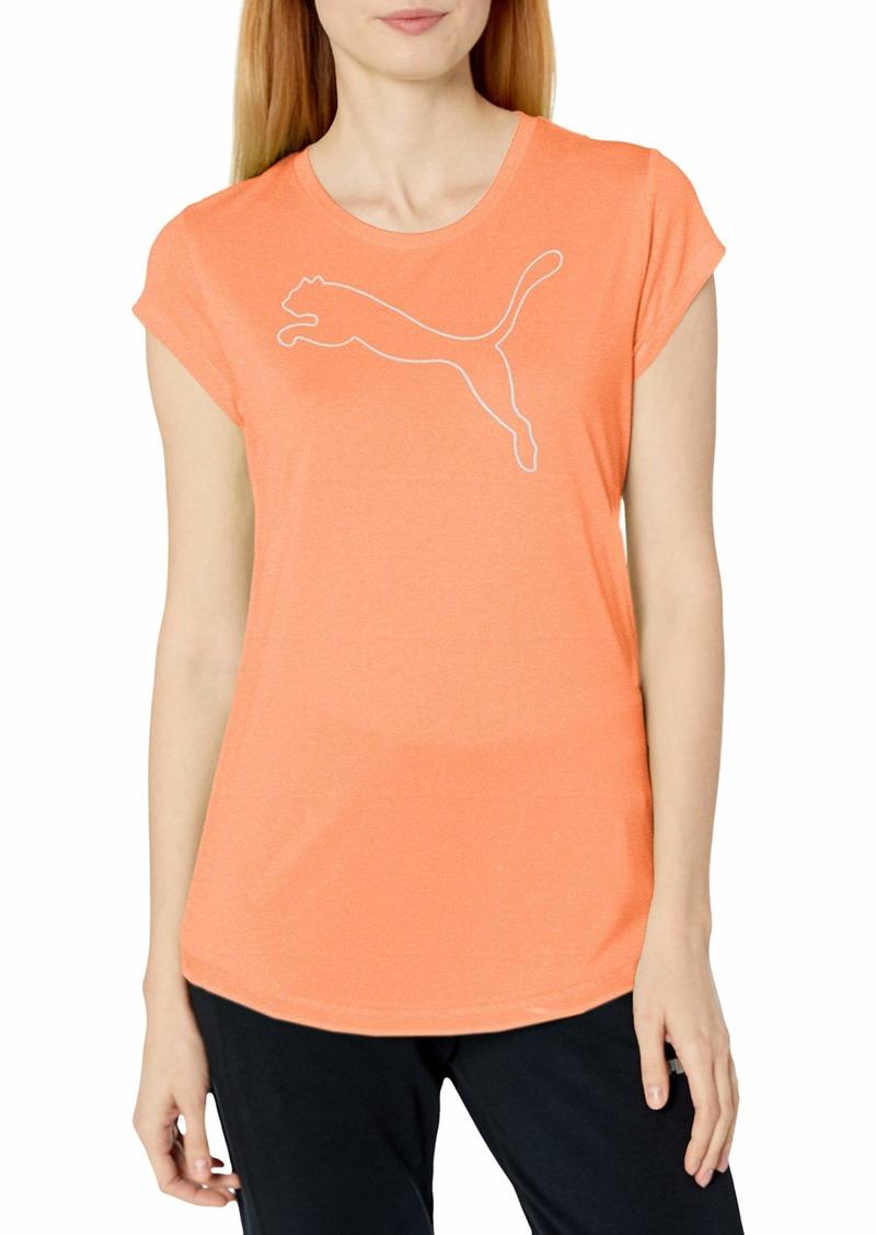 PUMA Women's Active T-Shirt  XS