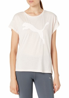 PUMA Women's Active T-Shirt  XS
