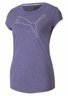 PUMA Women's Active T-Shirt  XL