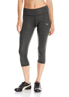 PUMA Women's All Eyes On Me 3/4 Tight  XX-Large