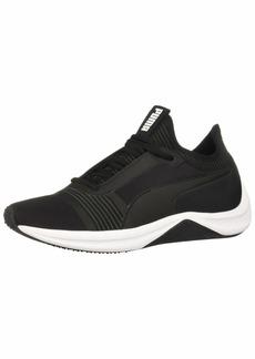 PUMA Women's Amp XT Sneaker Black Whit