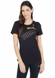 PUMA Amplified Graphic TEE