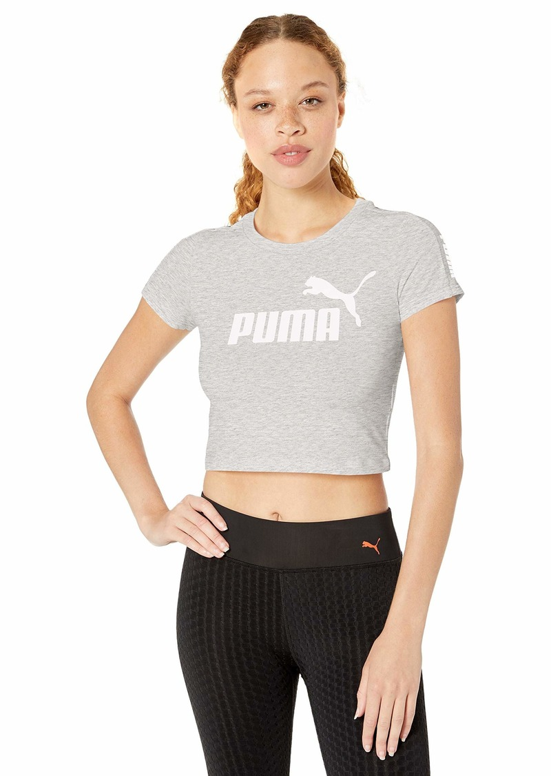 PUMA Women's Amplified Fitted T-Shirt