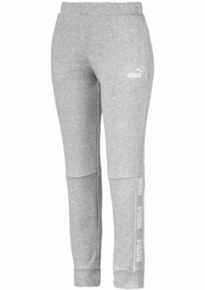 PUMA Women's Amplified Pants French Terry