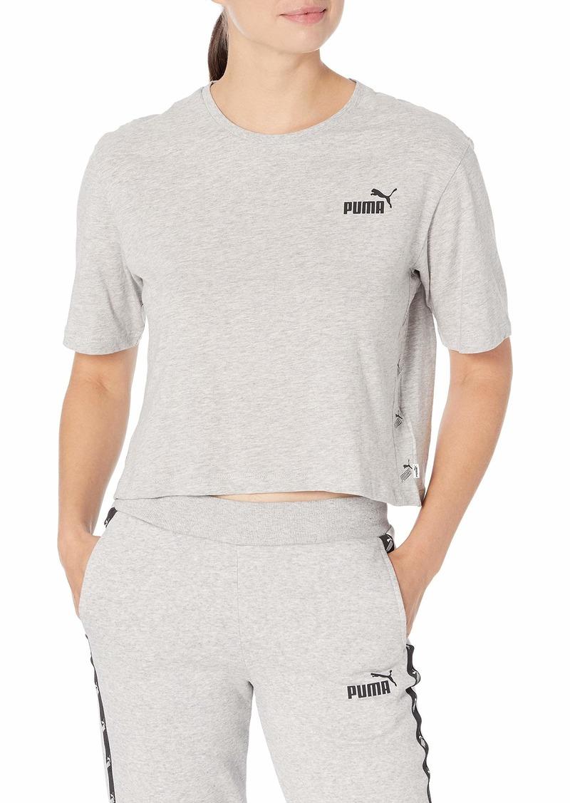PUMA Women's Amplified T-Shirt  XL