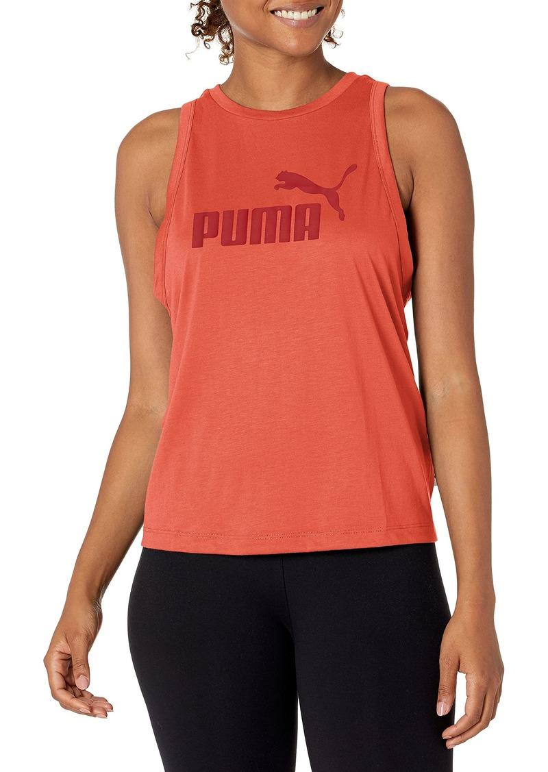 PUMA Women's Plus Size Amplified Tank