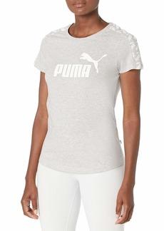 PUMA Women's Amplified T-Shirt  M