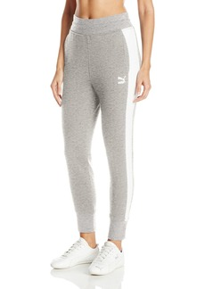 PUMA Women's Archive Logo T7 Sweatpants  XL