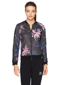 PUMA Women's Archive T7 Track Jacket Black XS