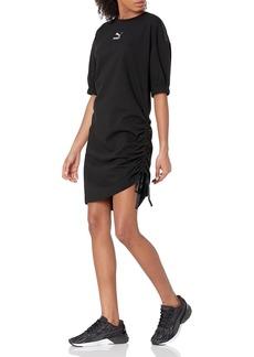 PUMA Women's Bae Tee Dress Black