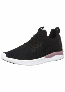 PUMA Women's Ballast MID Sneaker Black-Elderberry  M US