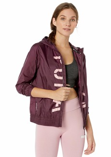 PUMA Women's Be Bold Graphic Woven Jacket