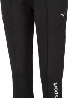 PUMA Women's BMW Motorsport Sweat Pants Black