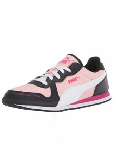 PUMA womens Cabana Run Sneaker   US