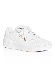 PUMA Women's Cali Low Top Sneakers