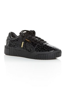 PUMA Women's Cali Low-Top Platform Sneakers