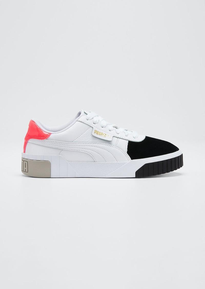 Puma Women's Cali Remix Platform Sneakers