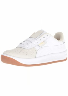 PUMA Women's California Shoe whisper white-puma w 1933  M US