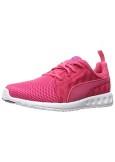 PUMA Women's Carson Cross Hatch WN's Trainer Shoe Sparkling Cosmo-Elec  M US