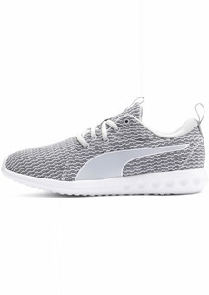 PUMA Women's Carson Sneaker Grey Dawn Black  M US