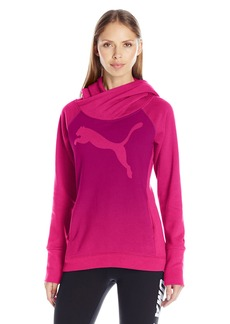 PUMA Women's Cat Fleece Hoody