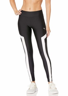 PUMA Women's Chase Legging Black M