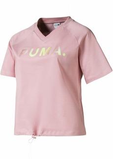 PUMA Women's Chase V Tee  M