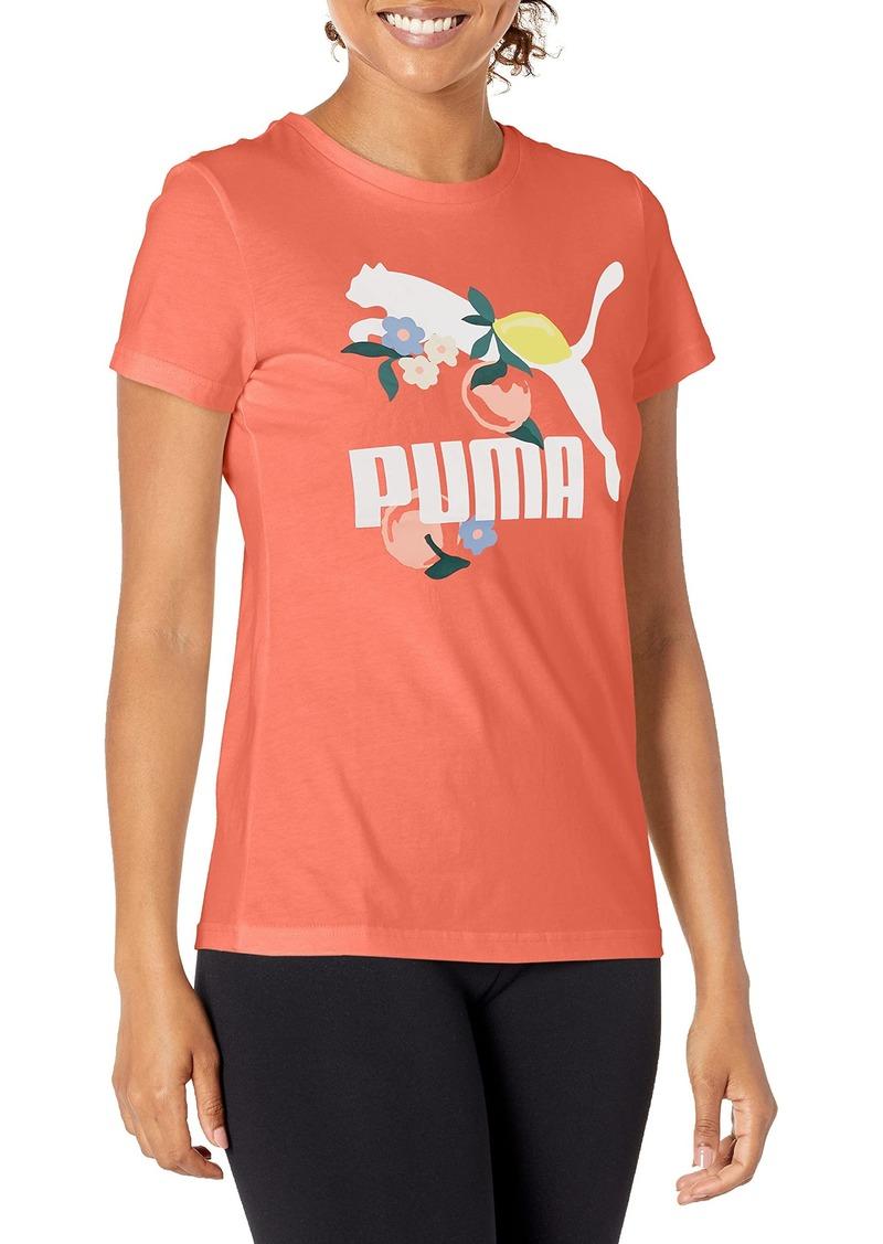 PUMA Women's Classics Graphic Tee