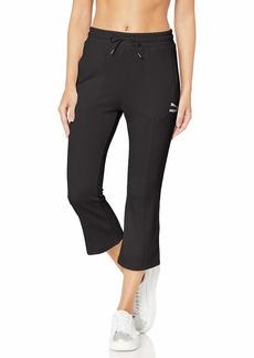 PUMA Women's Classics Kick Flare Leg Pants puma Black XS