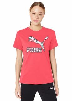 PUMA Women's Classics T-Shirt  S