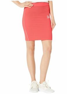 PUMA Women's Classics Rib Skirt  XS