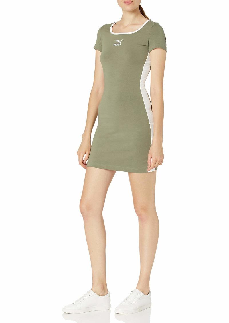 Puma Classics Short Sleeve Dress