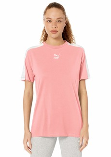 PUMA Women's Classics T7 T-Shirt  M