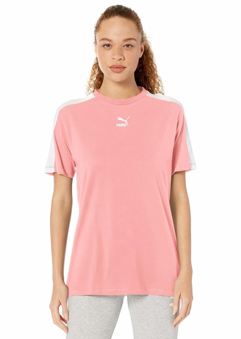 PUMA Women's Classics T7 T-Shirt  S