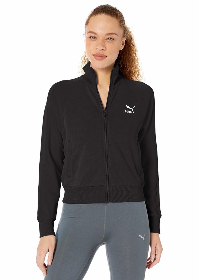 PUMA Women's Classics T7 Track Jacket puma Black XXL