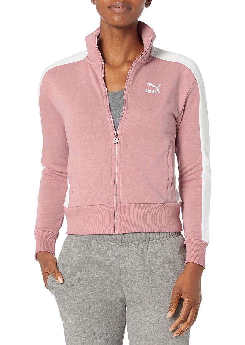 PUMA Women's Classics T7 Track Jacket  S