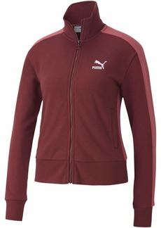 PUMA Women's Classics T7 Track Jacket  XL